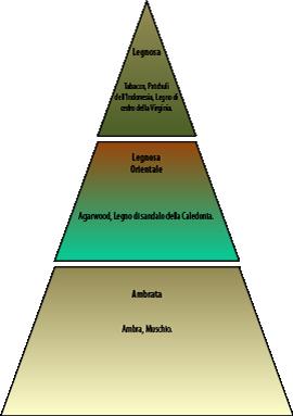 Piramide olfattiva Nuàvia Rossa