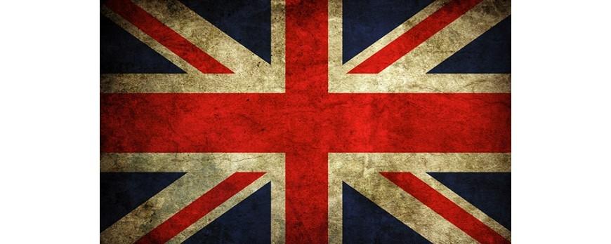 Rivenditore in Inghilterra