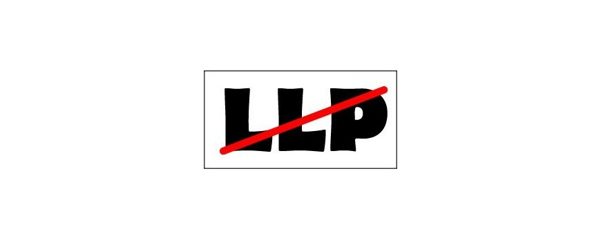 The LLP ends